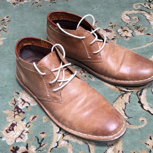 a6996a9c9a6 Steve Madden Hestonn Chukka Boots